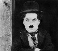 Charlie Chaplin y Lita Grey protagonizaron uno de los grandes escándalos de la era del cine mudo, por ella tener 16 y él 36 años. (Archivo)