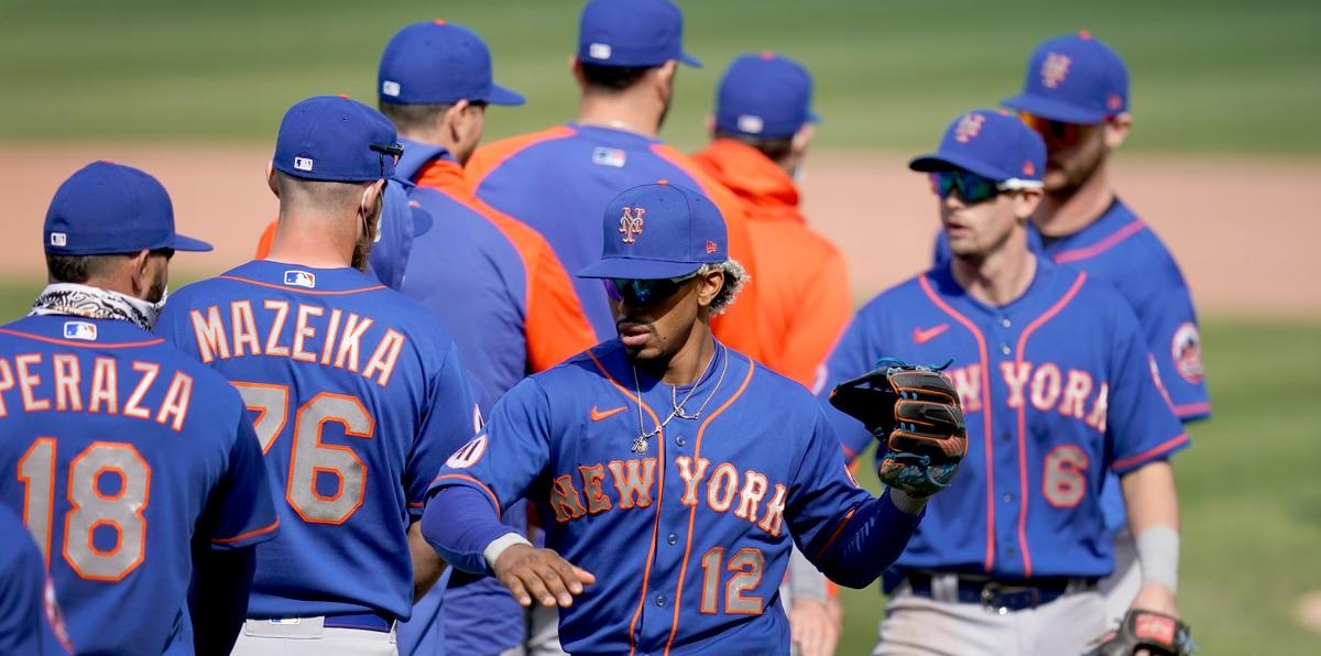 Lindor sale de bache ofensivo y Sugar Díaz salva partido en la victoria de los Mets