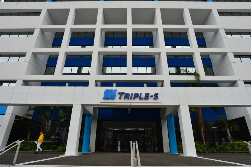 Triple-S offices. (GFR Media)