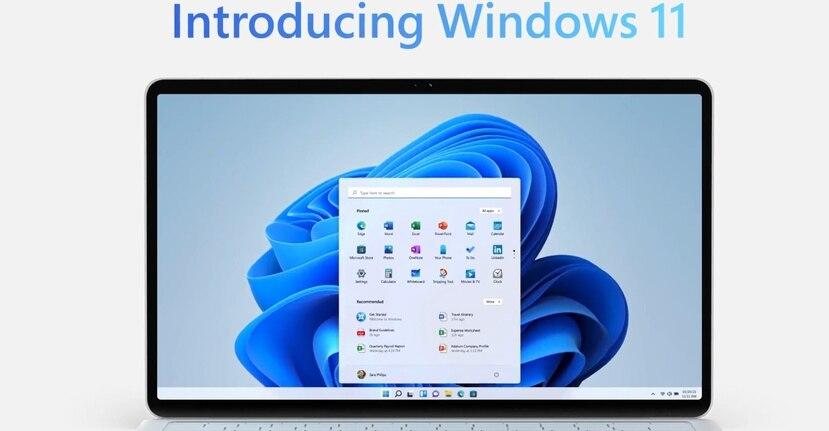 Windows 11 comienza a estar disponible el 5 de octubre.