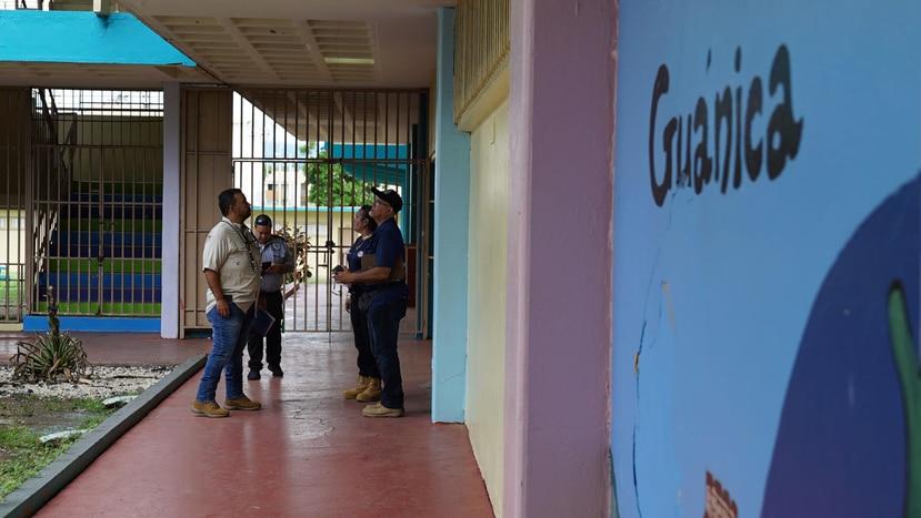 Al menos una docena de estructuras en Guánica reportaron daños asociados con la secuencia sísmica iniciada el 28 de diciembre, según las autoridades. (GFR Media)