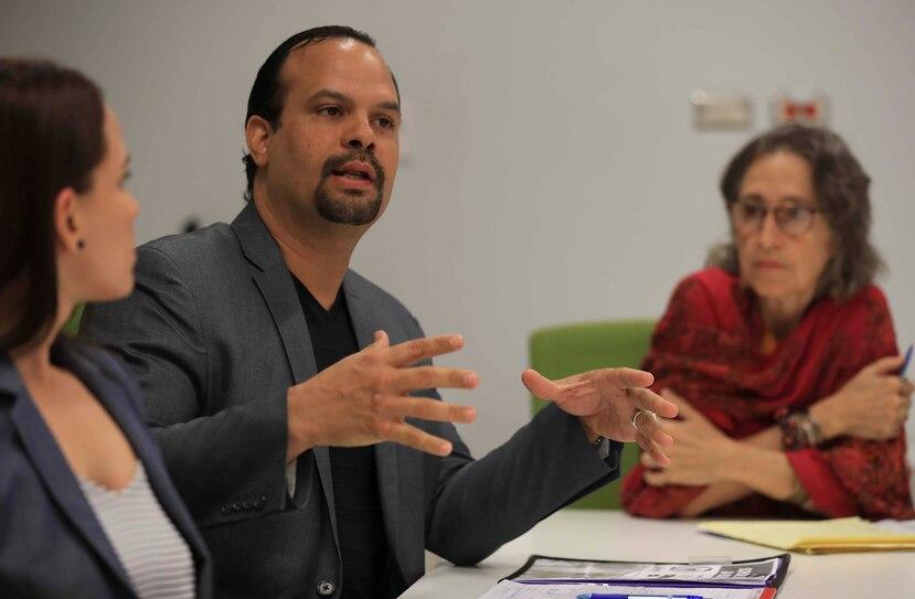 El subdirector del Instituto de Estadísticas, Orville Disdier, señaló que existen desigualdades entre los estudiantes del sistema público de enseñanza.