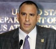 Douglas Leff comenzó en el FBI en el 1996. (GFR Media)