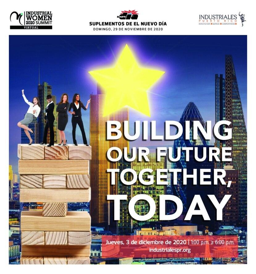 Conéctate al evento a través de la página web de la Asociación de Industriales: industrialespr.org.
