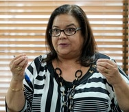 La contralora Yesmín Valdivieso dejó claro que tienen una buena relación con los agentes federales.