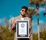 """Para Royce, también nominado al Latin Grammy este año por """"ALTER EGO"""", este reconocimiento """"también es especial porque es algo inesperado""""."""