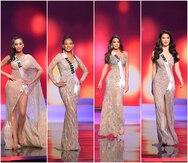 Monótonos los diseños en la competencia preliminar de Miss Universe