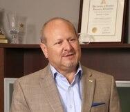 Eduardo Criado, principal oficial ejecutivo de Aon Puerto Rico.