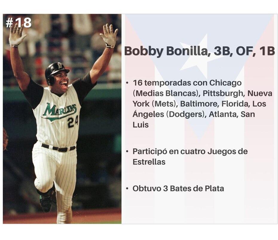 Bobby Bonilla (AP)