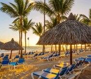 La caída de reservas es notable también en Punta Cana, principal destino turístico del país. (Shutterstock)