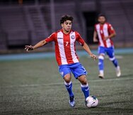 Los equipos de Puerto Rico y República Dominicana tenían pautado enfrentarse en dos partidos amistosos el 10 y 13 de octubre en el Estadio Centroamericano José Antonio Figueroa Freyre. En la foto, Wilfredo Rivera.