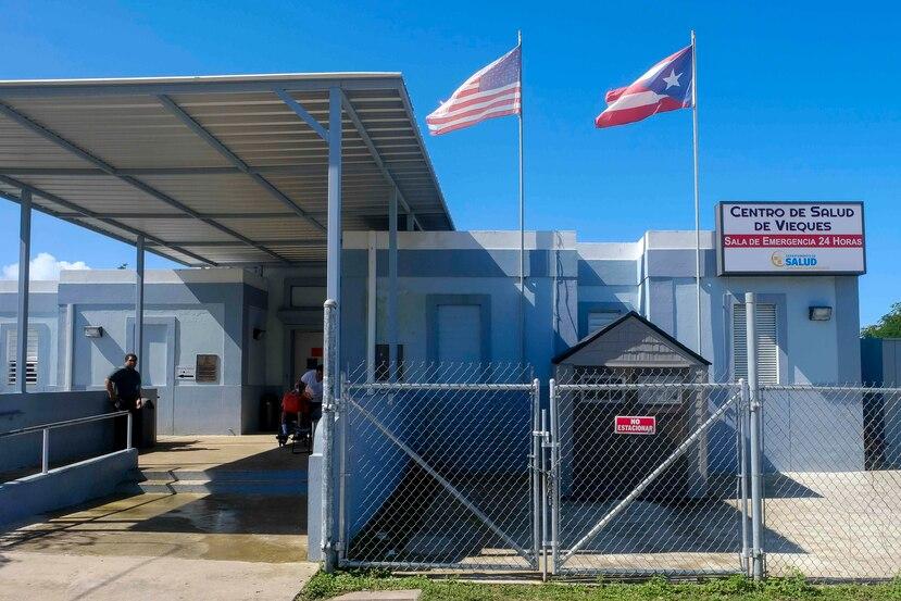 Vista del CDT en Vieques. (GFR Media)