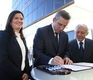 Sede del Departamento de Justicia llevará el nombre de José Trías Monge