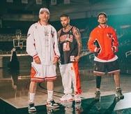 El video realiza un el homenaje al equipo de baloncesto de los Chicago Bulls de los noventa.