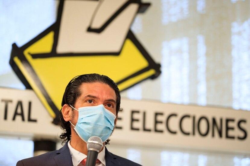 Francisco Rosado Colomer, presidente de la CEE.