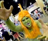 El Puerto Rico Comic Con es un evento de cómics, cine, videojuegos y animación japonesa. (Archivo / GFR Media)