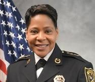Fotos de la jefa de la Policía del condado DeKalb, Georgia), Mirtha Ramos.
