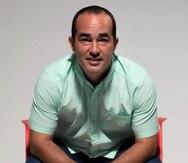 Eliezer Molina, candidato independiente a la goberrnación.