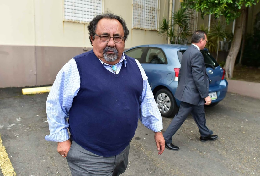 el presidente del Comité de Recursos Naturales de la Cámara baja, el demócrata Raúl Grijalva. (GFR Media)