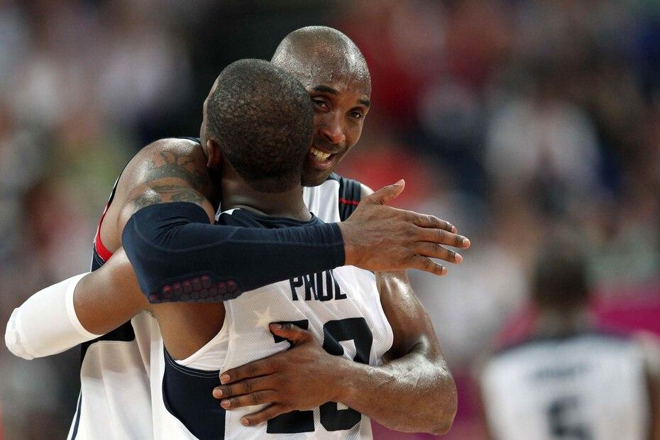 La Selección de Estados Unidos fue bautizada en el 2008 como Redeem Team, o el equipo que redimió el baloncesto estadounidense.