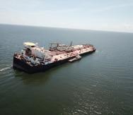Efectos locales por posible derrame de petróleo desde el buque Nabarima serían mínimos
