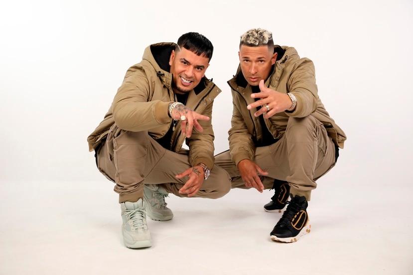 Alberto Stylee y DJ Nelson.