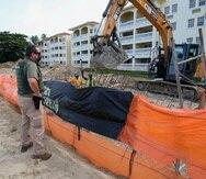 El proyecto del condominio Sol y Playa, que había recibido la autorización del DRNA y otras agencias, es parte de la reconstrucción que lleva a cabo el complejo  tras el paso del huracán María.
