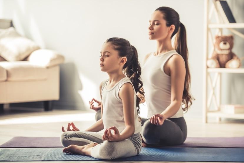 Los más pequeños pueden beneficiarse de aprender a respirar y llevar a cabo ejercicios de relajación adaptados a su edad y etapa del desarrollo.