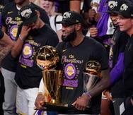 Los Lakers son los nuevos campeones de la NBA