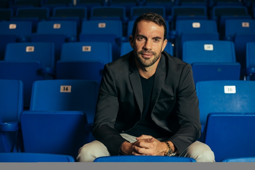 El productor de eventos Paco López.