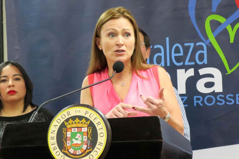 La secretaria de Educación, Julia Keleher. (GFR Media)