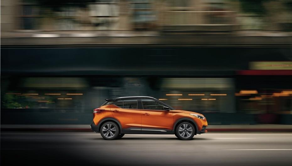 Nissan Kicks   Ya en su tercer año de producción, la Nissan Kicks es una de las líderes del mercado de SUV subcompactas con una eficiencia de 31 millas por galón en la ciudad. (Suministrada)