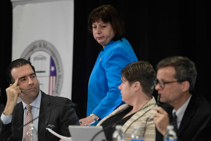 Members of the Oversight Board. (GFR Media)