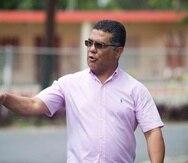 """El presidente de la Comisión de Boxeo, Víctor """"Luvi"""" Calleja se ha destacado por décadas ya de aconsejar a los boxeadores a caminar por senderos de bien en la vida."""