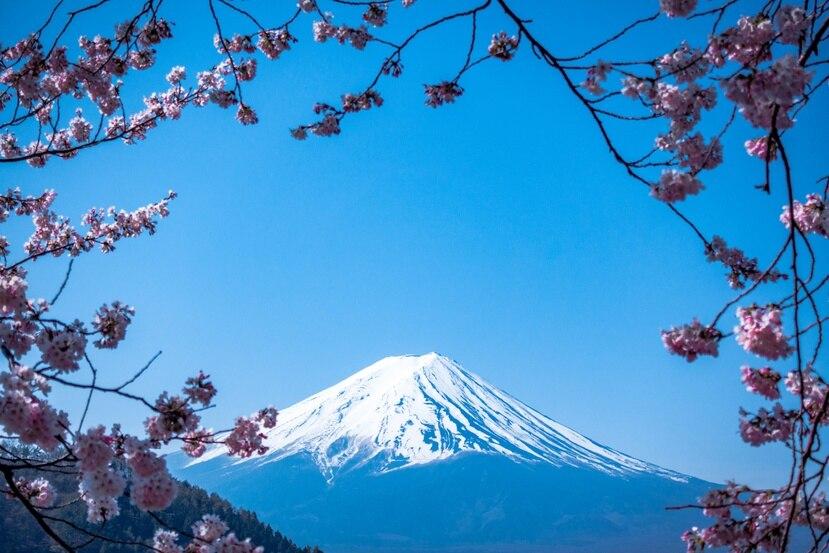 El monte Fuji es uno de los símbolos de Japón. (Unsplash)