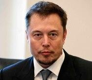 Elon Musk. (AP)