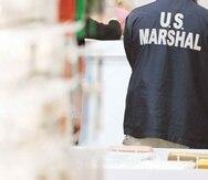 Los Alguaciles federales advirtieron que el fugitivo está armado. (GFR Media)