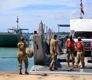 Denuncian nuevos problemas en el acarreo de carga a Vieques y Culebra