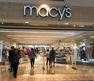 Suben las ventas de Macy's por internet pero bajan en tiendas