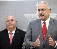 Los presidentes legislativos aguardan para analizar el acuerdo entre la AEE y sus bonistas