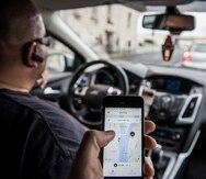 Uber facilita la movilización a los centros de votación