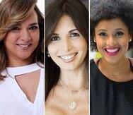 """Adamari López, Giselle Blondet y Jeimy Osorio participarán de la conferencia """"Las mujeres más poderosas"""". (GFR Media)"""