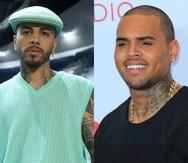 Los cantantes Rauw Alejandro y Chris Brown se unen a los ritmos y arreglos de Rvssian, que fusionan el reggaetón con la música caribeña y con la electrónica.