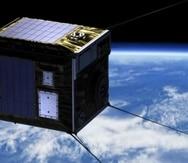 Un satélite puede transportar aproximadamente 400 esferas, y se prevé utilizar 20 satélites para el primer espectáculo. (YouTube/ ALE Co., Ltd)