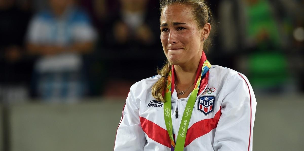 Conoce más de la trayectoria de nuestra campeona Mónica Puig