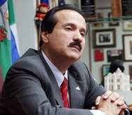 El alcalde de Mayagüez, José Guillermo Rodríguez.