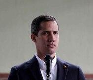 Juan Guaidó dijo en su mensaje que, más que abonar a la solución de la acuciante crisis que atraviesa el país, el evento elevará las diferencias entre el chavismo y la oposición.