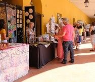 Así será la logística este fin de semana de la feria de artesanías de las Fiestas de la Calle San Sebastián