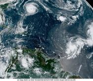 El Centro Nacional de Huracanes emitirá perspectivas del tiempo a partir del 15 de mayo