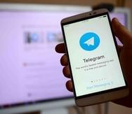 En un chat de Telegram pueden participar hasta 200,000 personas.